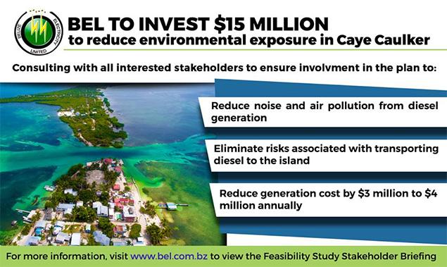 BEL To Reduce Environmental Exposure in Caye Caulker