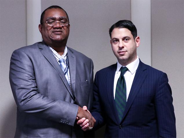 Belize to Enhance Capacity of Human Trafficking Unit
