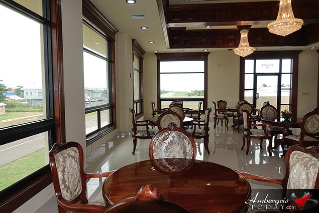 Maya Island Air Boasts New Elegant Terminal in San Pedro