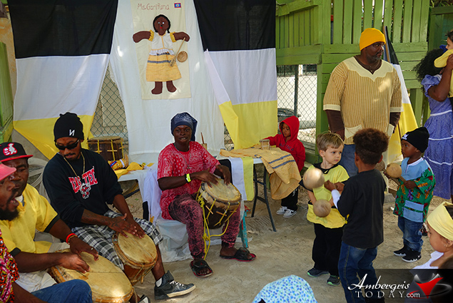 San Pedro Celebrates Garifuna Settlement Day 2018