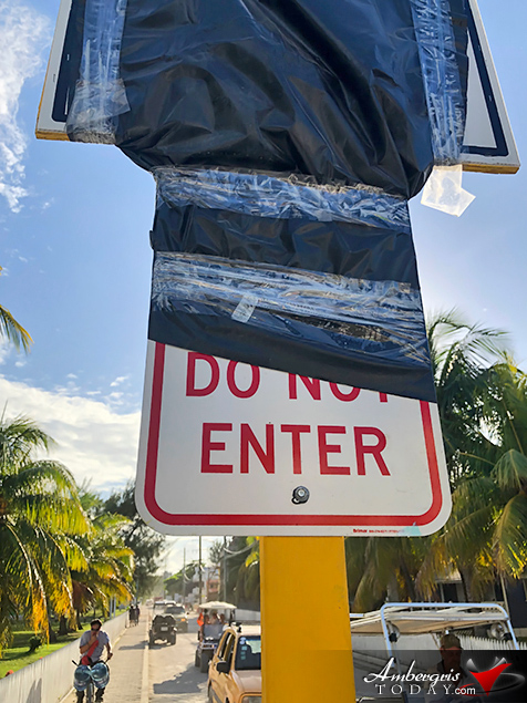San Pedro Town Council Considers making sections of Coconut Drive and Seagrape Dive One Way Streets