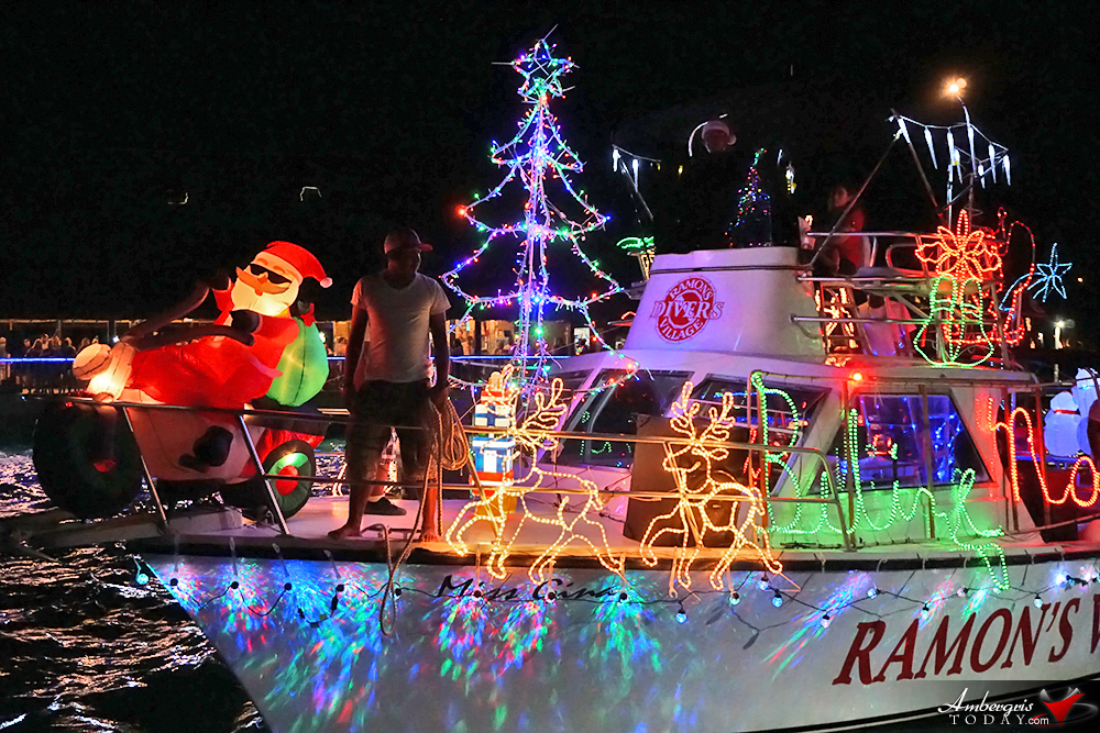 More Christmas Lights Than Ever at Holiday Boat Parade