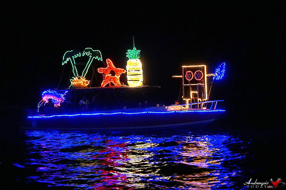 More Christmas Lights Than Ever at Holiday Boat Parade