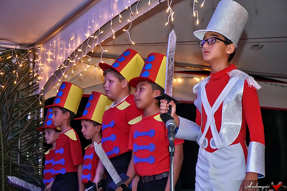 Island Academy Christmas Pageant Presents The Nutcracker