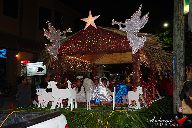 Love FMs Holy Joly Cheerful Christmas Parade  Hundreds of island residents and tourists lined up the streets of San Pedro on Sunday, December 16, 2018 to witness of the most cheerful parades of the year, the Love FMs Christmas Parade. It is without a doubt the most looked forward too during the festive season as parade goers spread Christmas cheer giving out candies and other goodies.  Love FM organizers do a wonderful job to gather groups, organizations and businesses that wish to participate in the fun and puts together a fun-filled parade full of lights, music and entertainment. This year saw the participation of the San Pedro Town Council with Santa Claus joining them in the fun and leading the parade. They were followed by the San Pedro RC School Marching Band and Majorettes, Shine with ABC ballerinas, Snowmans and Disney Princesses.  Also joining in the fun was St. Francis Xavier Credit Union, San Pedro Walkaholics, the Rotary Club of Ambergris Caye, San Pedro High School Dancers, Isla Bonita Elementary School, School of Martial Arts, The San Pedro Tour Operators Association Kids in Action, San Pedro BTIA Chapter and Sagebrush.    Kuddos to Mr. Rene Villanueva Sr. and his Love Fm Crew for organizing one of the most anticipated events this Christmas Season. Happy Holidays!!