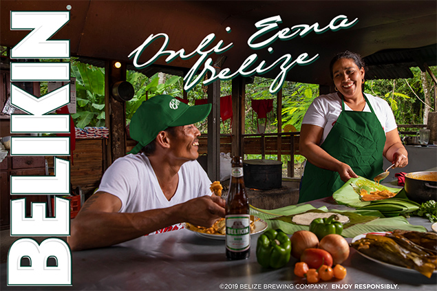 "Belize Brewing Company launches new Belikin campaign ""Onli Eena Belize"""