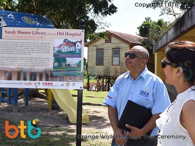 BTB Joins Industry Stakeholders In Launching The O.W. Heritage Trail