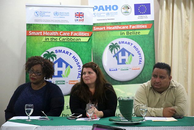 Belize Ministry of Health Implements Smart Health Facilities Initiative