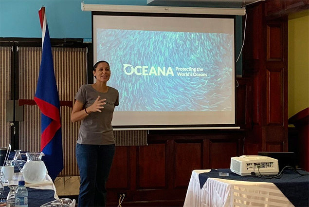 Oceana Hosts 'Fish School' For Local Media And Communication Professionals