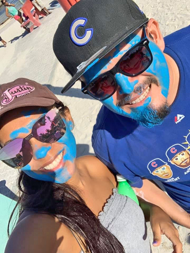 San Pedro Carnaval 2019 Day One