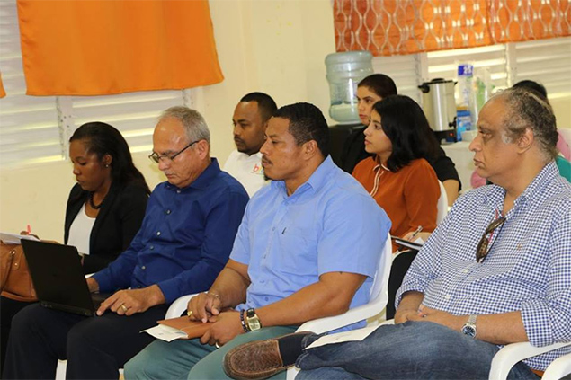 Repurposing of the Corozal Free Zone Consultancy and Workshop
