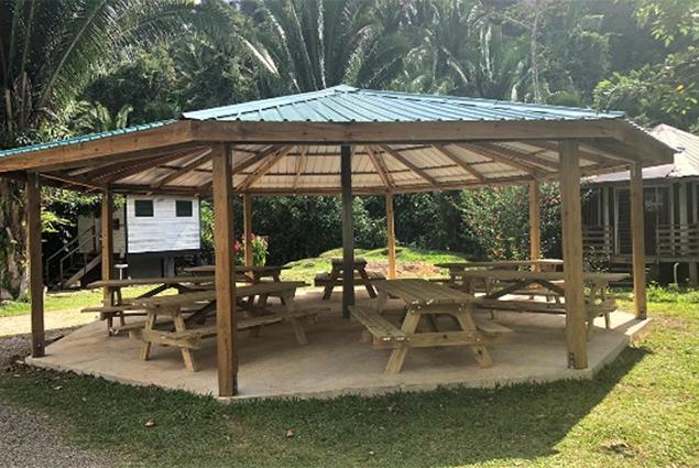 Belize Tourism Board and Belize Audubon Society To Enhance St. Herman's Blue Hole National Park