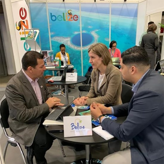 Spotlight on Belize at ITB Berlin 2019 Show