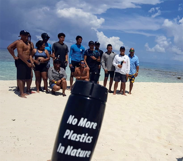 San Pedranos Place Top 3 in Conservation Awareness for Reef Week Belize.