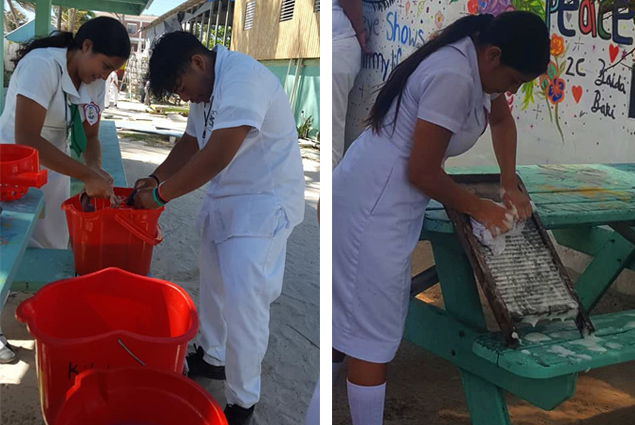 Useful Life Skills For San Pedro High School Students