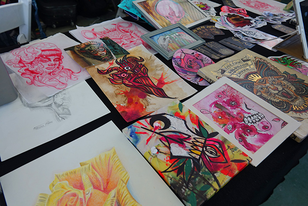 Third Annual Tatttoo Expo a Total Success
