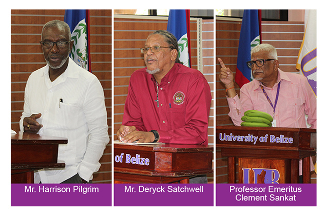 UB and Junior Colleges Convene to Advance Tertiary Education in Belize