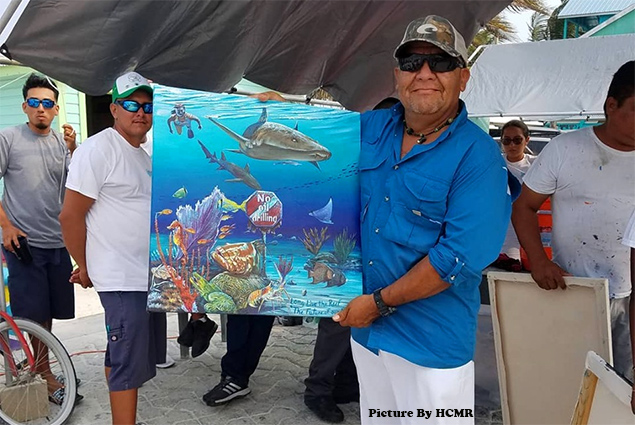 Hol Chan Marine Reserve Kicks off Reef Week 2019