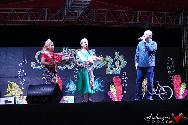 Yeka Rosales Entertains Moms at Mother's Day Spectacular