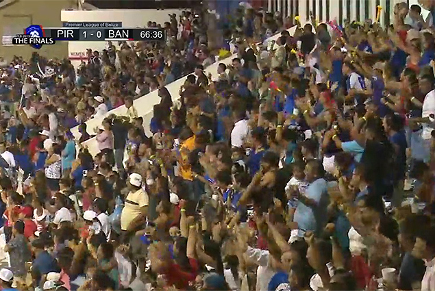 San Pedro Pirates Win First Premier League Football Championship