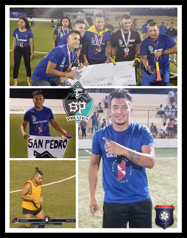 San Pedro Pirates Win First Premier League Football Championship