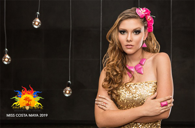 Meet Miss Guatemala and Costa Rica for Costa Maya