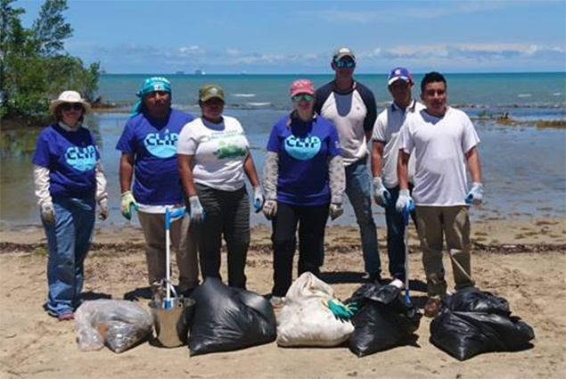Belize and UK Scientists Join Forces To Tackle Marine Litter