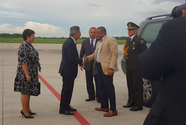 Deputy Prime Minister Attends Inauguration Ceremony of the New Salvadoran President