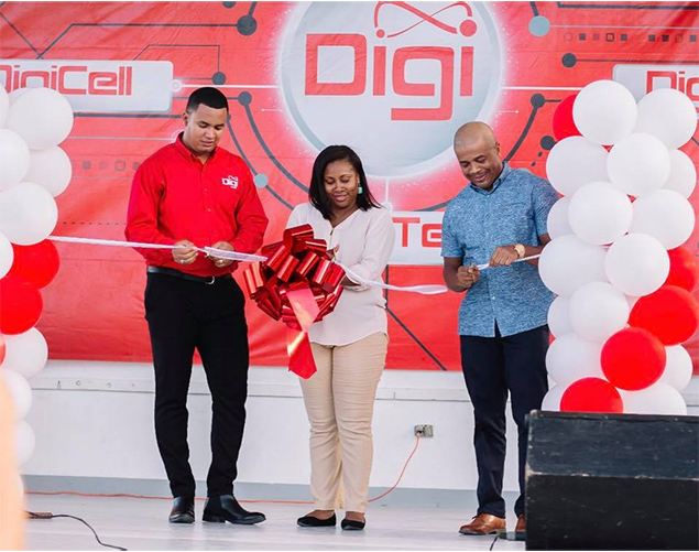 Introducing the New & Improved DigiPark in Belize City