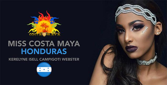 Meet Miss Nicaragua and Honduras for Costa Maya Pageant
