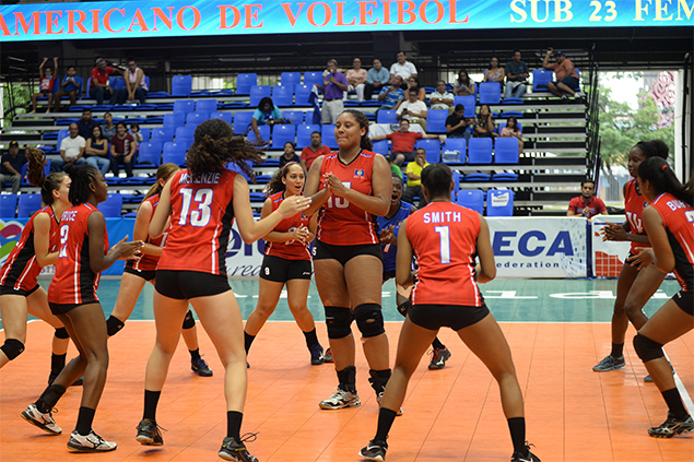 Belize U23 Volleyball Team Wins Silver Medal