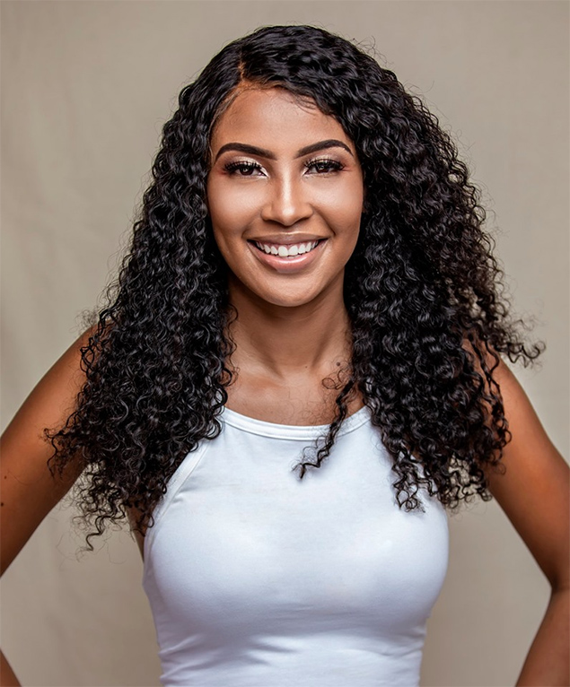 Vivian Noralez Vying for The Miss Universe Belize 2019 Crown