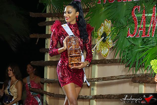 International Costa Maya Festival's Noche San Pedrana