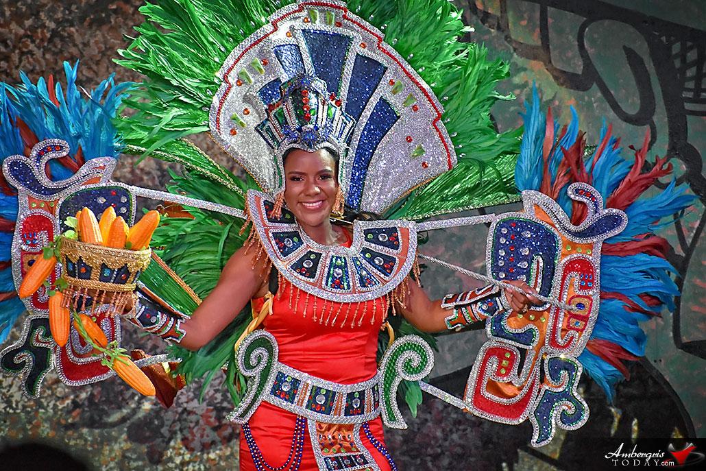 Miss Costa Maya Pageant, Miss Costa Rica