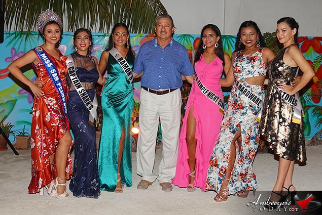 Official Sashing Ceremony for Miss San Pedro Delegates