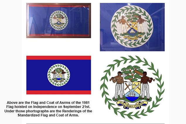Belizean Flag Standardization Presentation