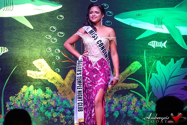 Miss San Pedro 2019 is Litzy Castillo Guillen