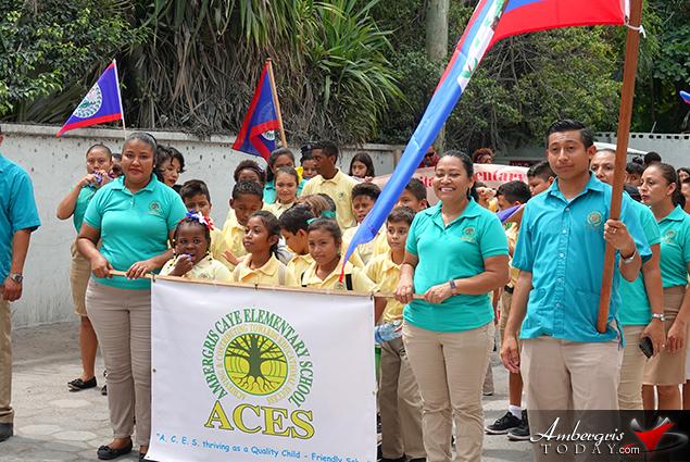 Miss San Pedro Coronation & Battle of St. George's Caye Day Celebration