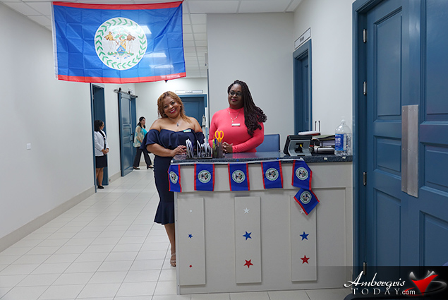 Inauguration of Belize Medical Associates San Pedro Clinic