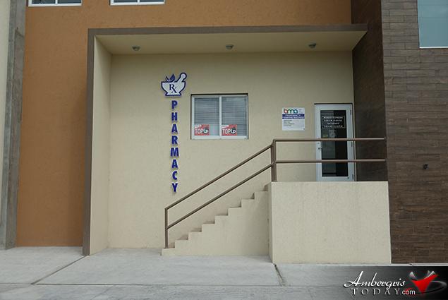 Inauguration of Belize Medical Associates San Pedro Clinic