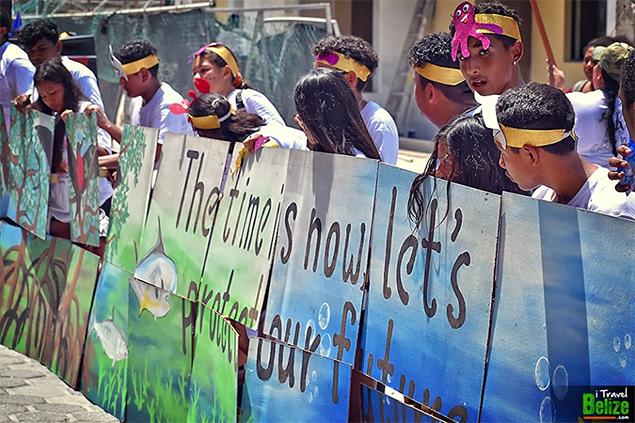 San Pedro Celebrates Belize's 38th Independence Anniversary