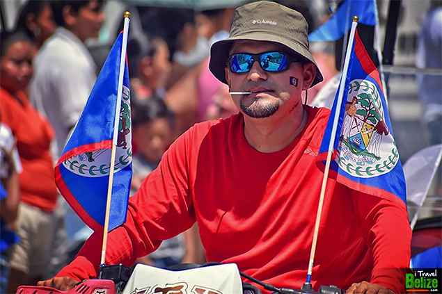 San Pedro Celebrates Belize's 38th Independence Anniversary
