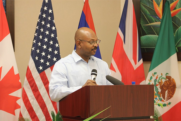 Belize Hosts Fifth Annual Multinational Security Cooperation Conference