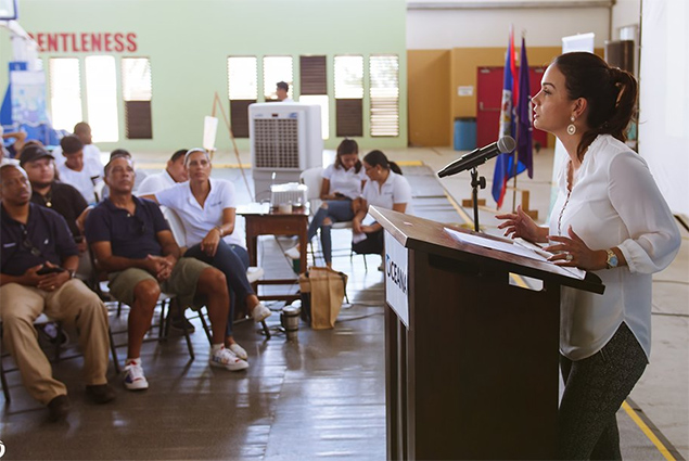 Belizean Wavemakers Gather for Oceana's 2019 Annual General Meeting