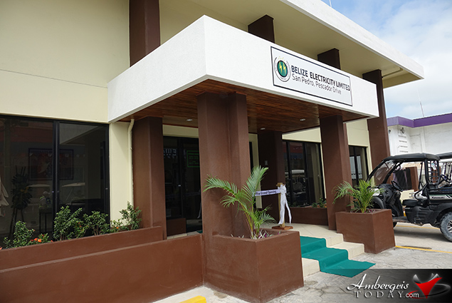 Belize Electricity Limited Inaugurates New San Pedro Branch Office