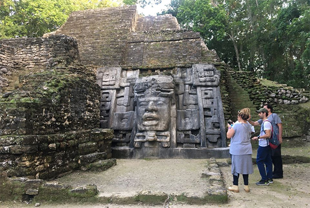 Ministry Of Tourism Hosts Mundo Maya European Press Trip