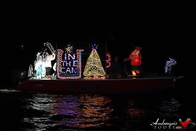 San Pedro Holiday Boat Parade 2019