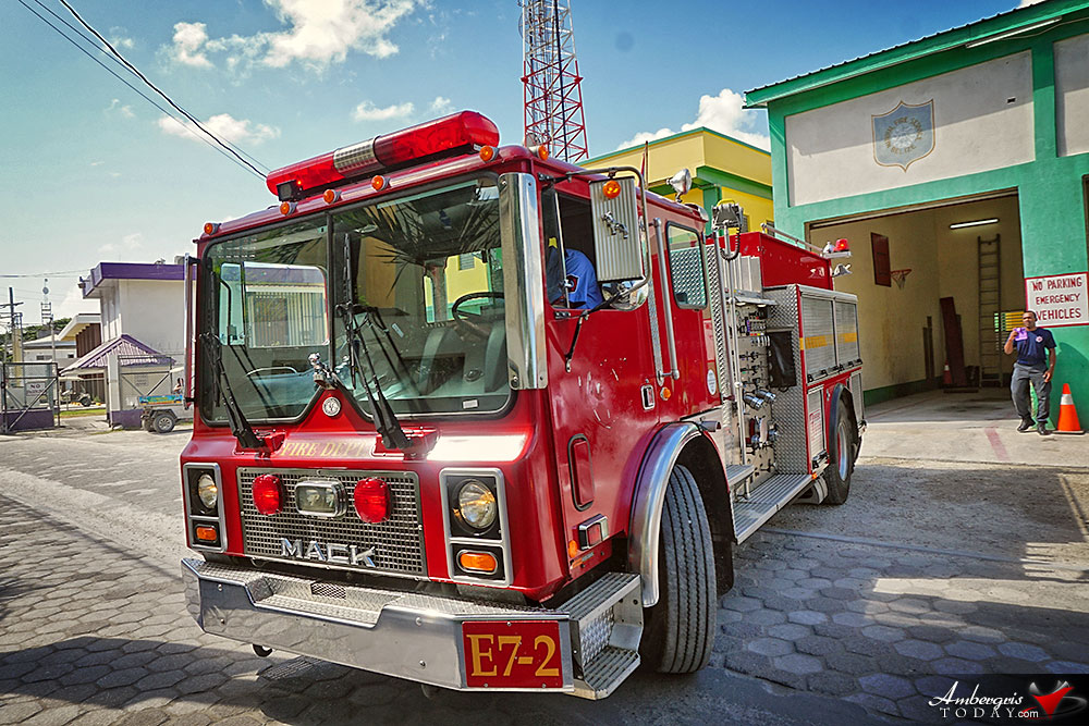 San Pedro Boasts Second Largest Fire Truck Fleet in Country