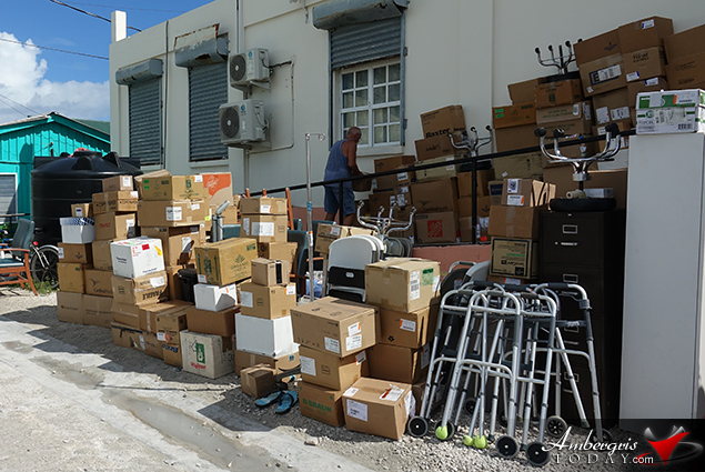 RRR Evac Donates Medical Supplies to the San Pedro Polyclinic