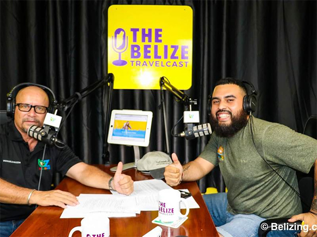The Belize Travelcast -The First Destination-Focused Podcast In Belize Launched
